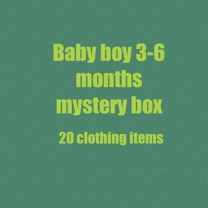 Baby boy clothes lots of camo Size 3-6 months